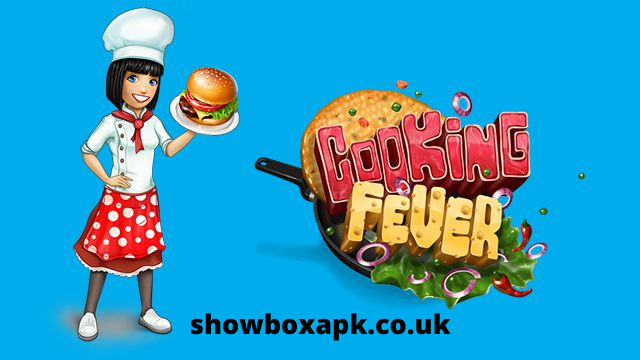 Download Cooking Fever Mod APK Unlimited Gems and Money